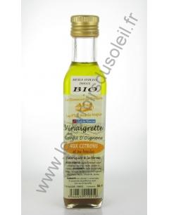 Vinaigrette au Confit d'Oignons Citron et Basilic