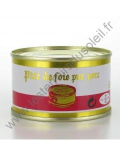 Pâté de Foie Cabanes 130 Grs