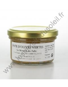 Pâté d'Olives Vertes Le Moulin de Fabi