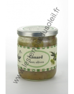 Canard aux Olives 390 Grs Conserverie Aymeric