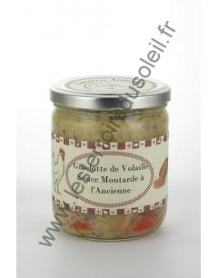 Gibelotte de Volaille Moutarde Aymeric