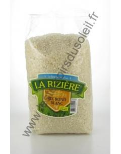 La Rizière de Marseillette Riz Rond 1 Kg