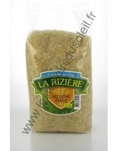 La Rizière de Marseillette Riz Etuvé 1 Kg