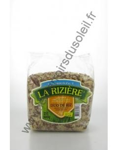 La Rizière de Marseillette Riz Duo 500 Grs