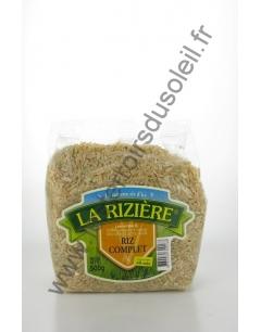 La Rizière de Marseillette Riz Complet 500 Grs
