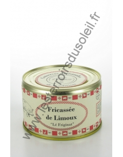 Fricassée de Limoux 410 Grs Conserverie Aymeric